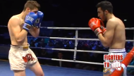 FightersTv AMIN EL COCO FELLAH VS CASELLA GABRIELE #RING video