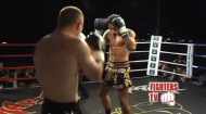 FightersTv – D. DRUICA vs M. RAINI #RING sport da combattimento