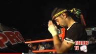 FightersTv K-1 GALLERINI vs BOTEZATU #RING combattimento