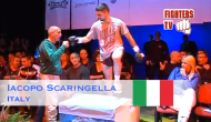 FightersTv – SCARINGELLA JACOPO vs DIDI DRUICA – K1 #RING sport da combattimento